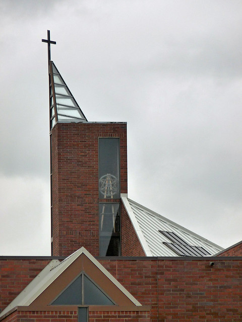 Another Church and Steeple