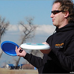 John Schiller talks about the evolution of the disc at the Skills Clinic, February 26th, at Expo Park