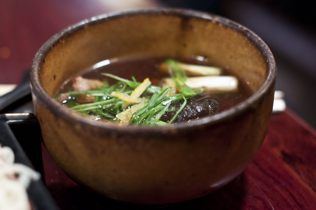 Soba Totto - Soba Broth