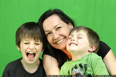 neeta lind and her grandsons