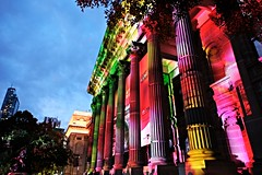 Melbourne White Night