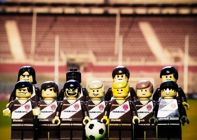 FC St. Pauli - Lego
