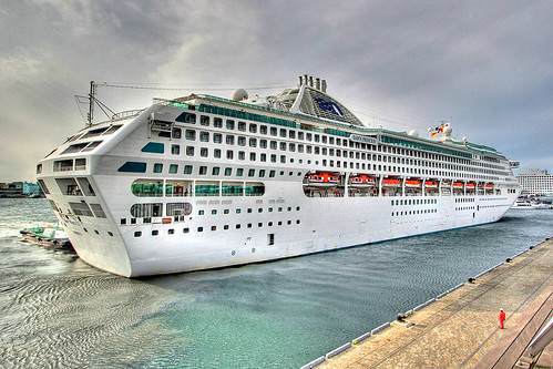 Cruise Ship HDR - 25