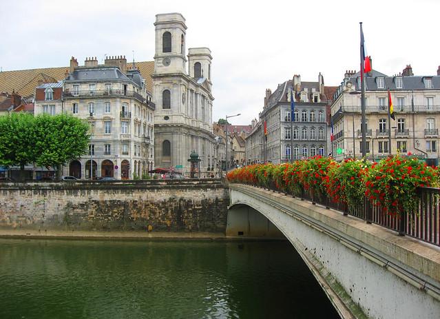 Besancon france pont battant besancon franche comte for 25 besancon