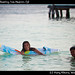 Cristi and Ivana floating, Isla Mujeres (3)