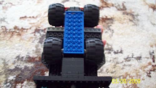 car cool lego zombie apocalypse apocalego joshgh7