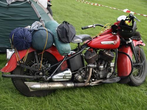 Harley-Davidson Motorbikes