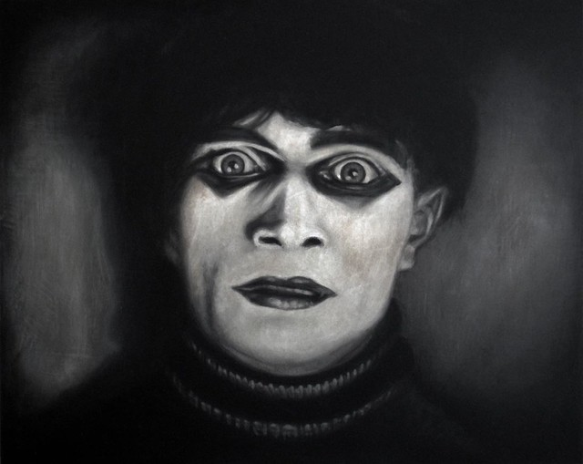 Cesare from cabinet of dr caligari a photo on flickriver - The cabinet of dr caligari cesare ...
