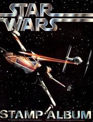 Star Wars Stamp Album