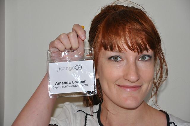 Header of Amanda Cooper