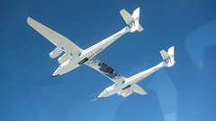 VMS Eve Test Flight Images