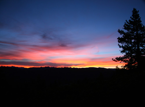 california usa sunrise kingscanyonnationalpark 5photosaday panoramicpoint grantgrovevillage