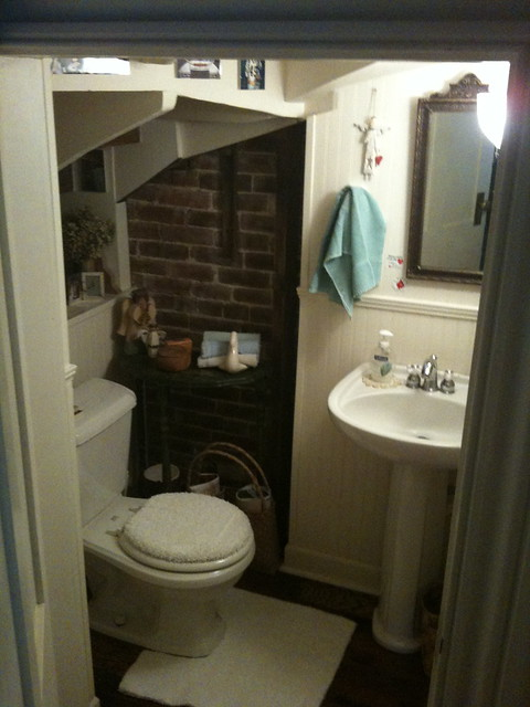 Bathroom Under The Stairs Flickr Photo Sharing