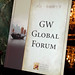 GW Global Forum, Hong Kong, Welcome Reception, Nov. 13 2009