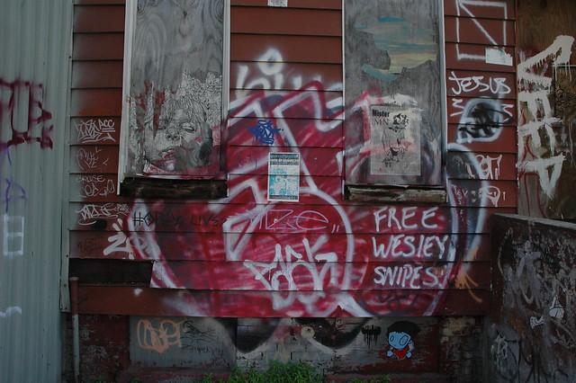 Header of Wesley Snipes