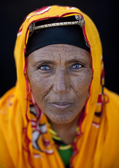 Gabbra woman - Kenya