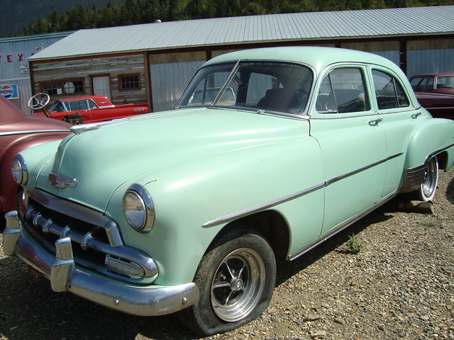 1952 chevrolet styleline 4 door sedan flickr photo for 1952 chevy 4 door