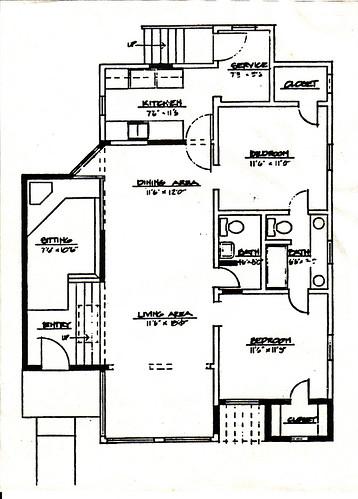 California bungalow floor plans over 5000 house plans for California bungalow house plans