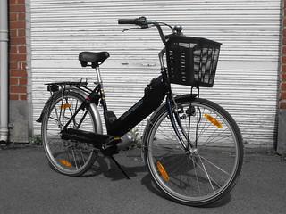 vélo électrique l'Avenir
