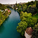 Switzerland - Bern: The Pureness of Blue