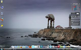 My Desktop 9-08-09