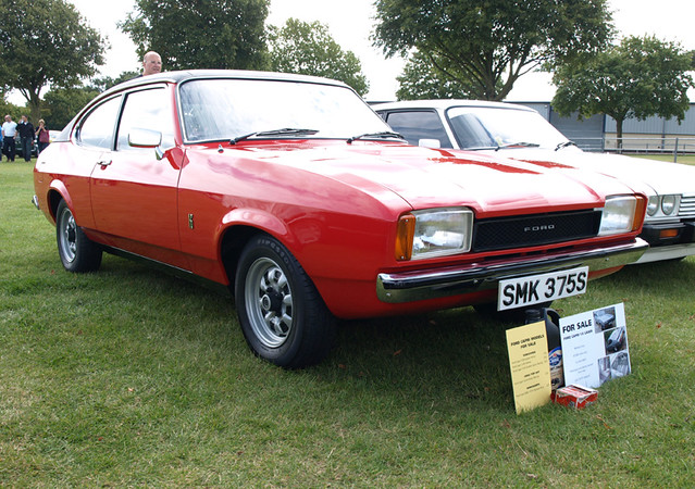 1977 78 ford capri 1 6l mk2 flickr photo sharing. Black Bedroom Furniture Sets. Home Design Ideas