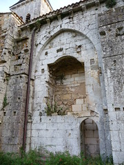 Eglise abbatiale Notre-Dame de Ligueux