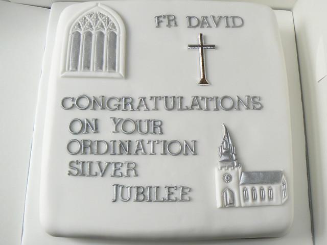 ordination anniversary cake Flickr - Photo Sharing!