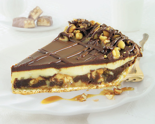 Big Blitz with Snickers Pie | Flickr - Photo Sharing!