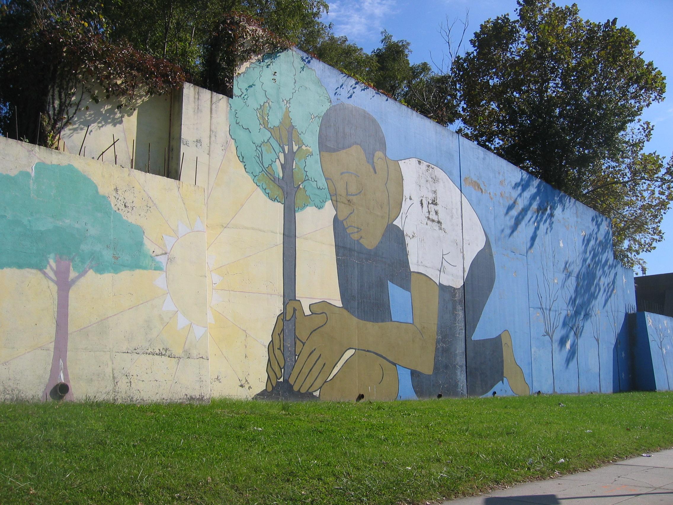Mural, Baltimore