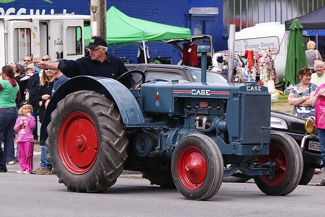 Case Model C : Resume format model c case tractor