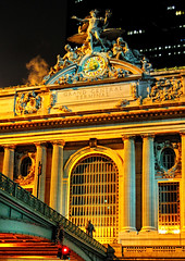 Grand Central Terminal at Night, NYC II