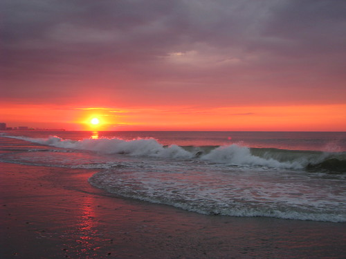 ocean beach sunrise south carolina myrtle beach09 mygearandme stevehammer cshammer