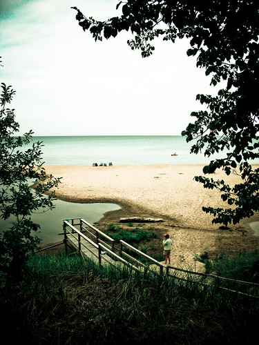 Cottage - Lake Michigan