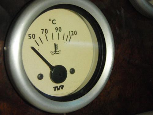 temperature gauge and sender again page 1 chimaera pistonheads. Black Bedroom Furniture Sets. Home Design Ideas