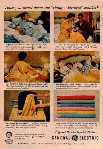 """The Happy Marriage Blanket"""