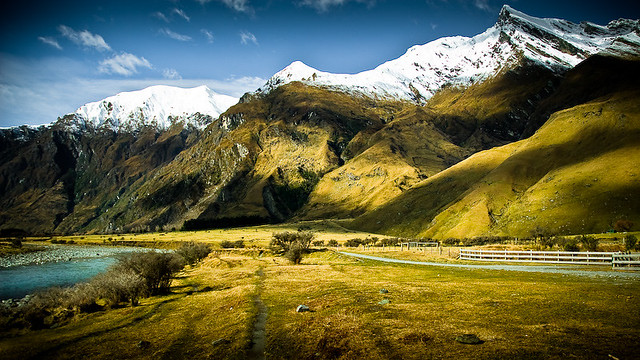 Travel photography #18: New Zealand