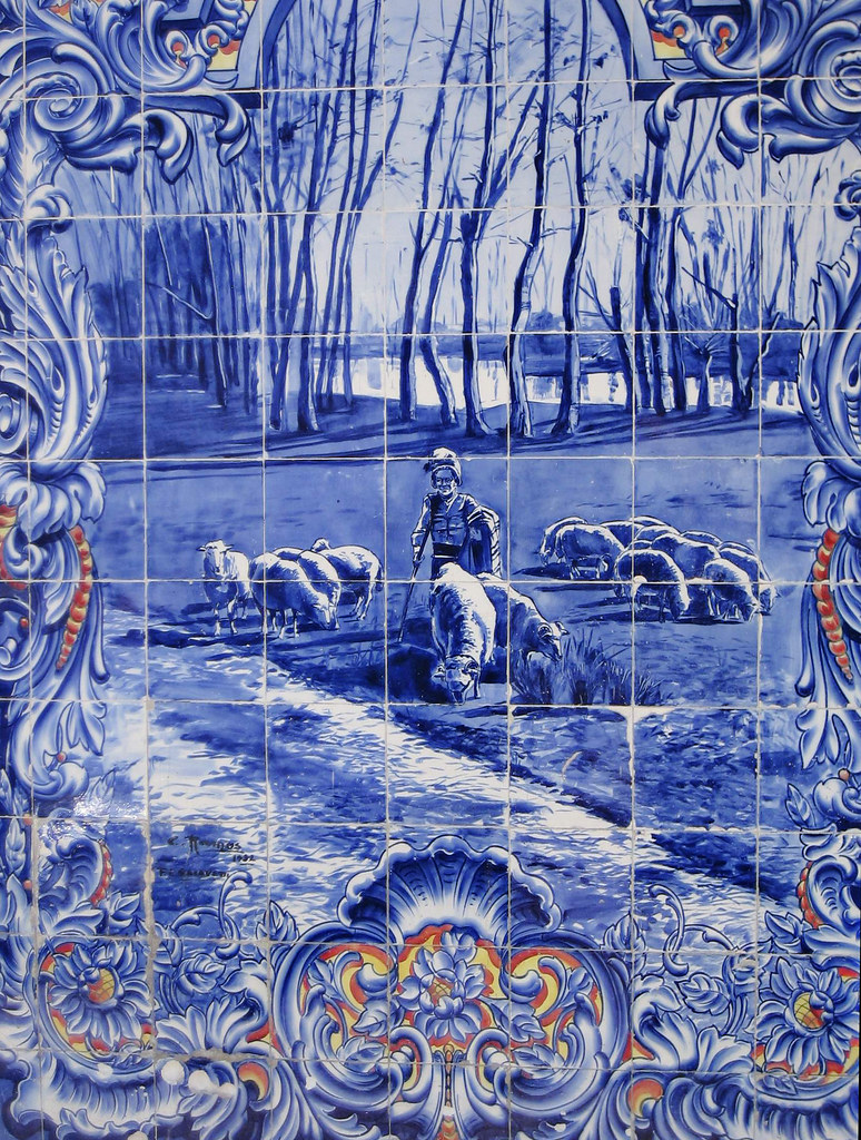 Santarém | Azulejos