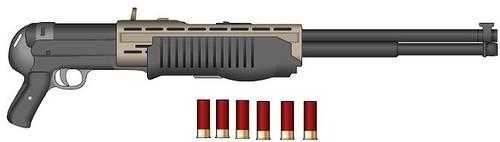 SPAS-12 Mod