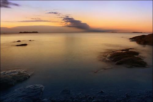 longexposure sunset costa water río canon river uruguay agua rocks stones gap shore colonia rocas piedras xsi riodelaplata coloniadelsacramento atarceder largaexposición felumolina 8846 islasangabriel