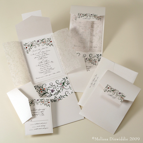 3956444636 1f70747568 z Amazing Wedding Invitations In Trend In 2014