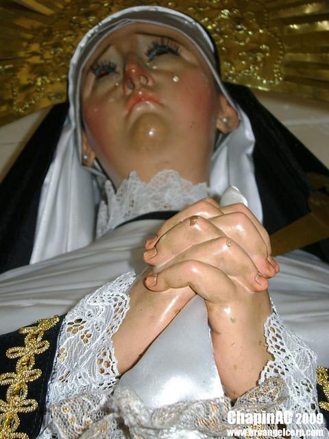 Virgen de la Soledad de Boca del Monte