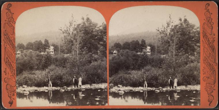 Mount Pleasant, Catskill Mountains.