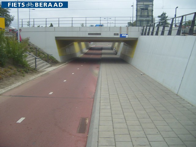 Велопешеходный тоннель