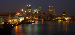 Pittsburgh from the West End