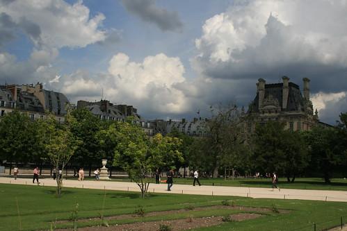 Sunday Walk in Paris