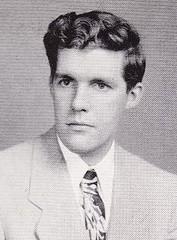 Walter Breen yearbook photo