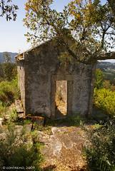 Capela en Sanfins (Valença do Minho, Portugal)