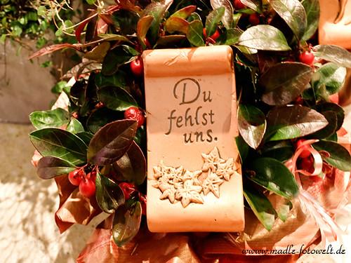 Grusskarte zur Weihnachtszeit _B253195
