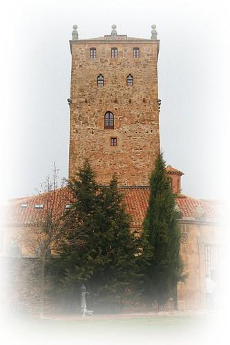 Torre de Aldealseñor.(Soria)